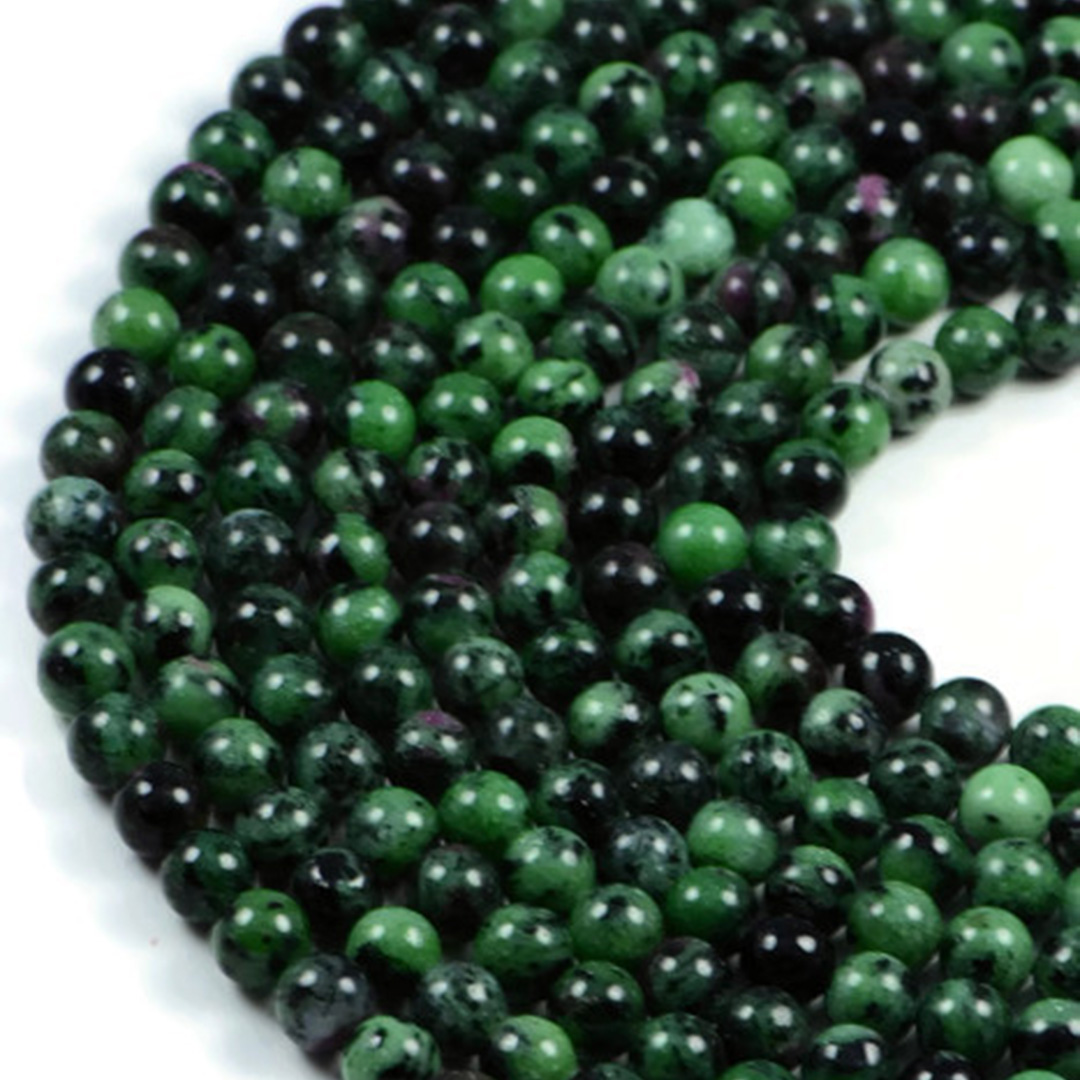 Semi Precious Gemstone Rounds Beads for Jewellery Making 6mm 8mm